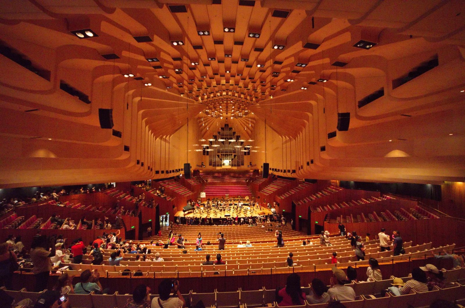 12 - 23+ Photos Inside Sydney Opera House  Pictures