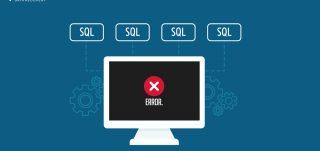 SQL database error 3624