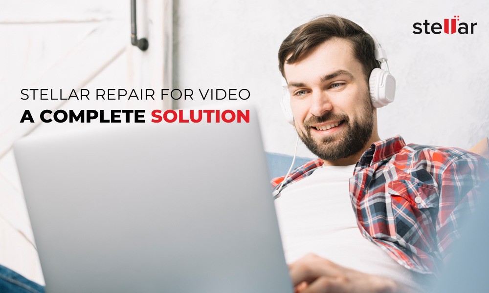 Stellar-Repair-for-Video-A-Complete-Solution