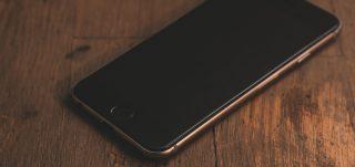 fix iPhone Black screen of death