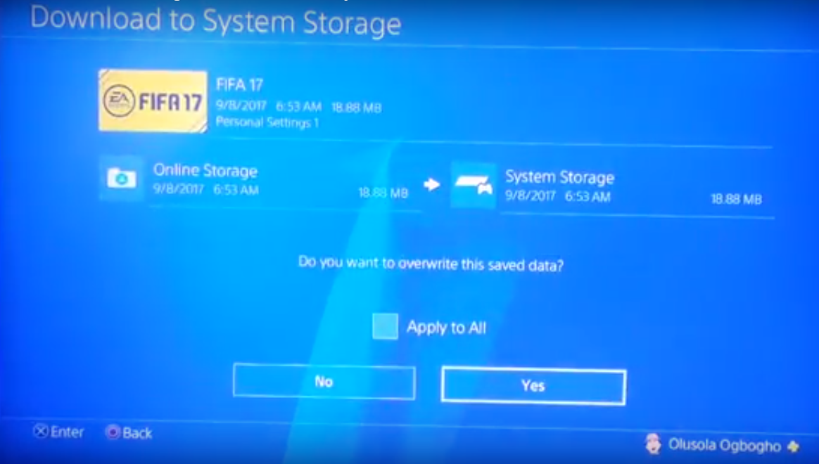 Recover Deleted or Lost PS4 Game Videos from HDD