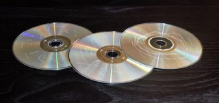 Recover Data from Scratched CD or DVD