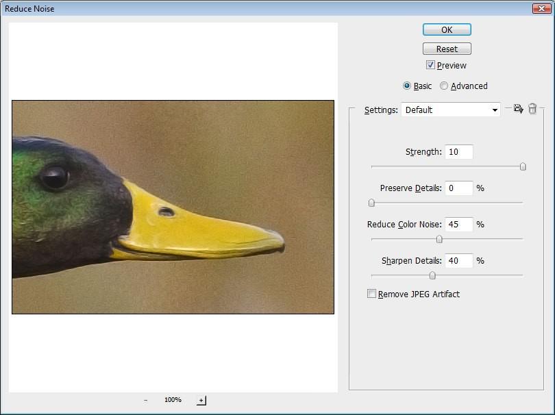 Repair grainy photos with Photoshop