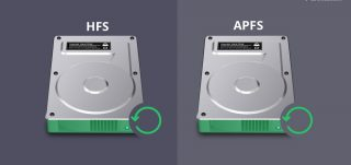 HFS and APFS Data Recovery