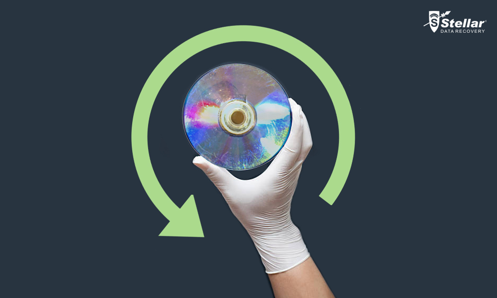 How to Recover Data from Scratched or Damaged CD or DVD