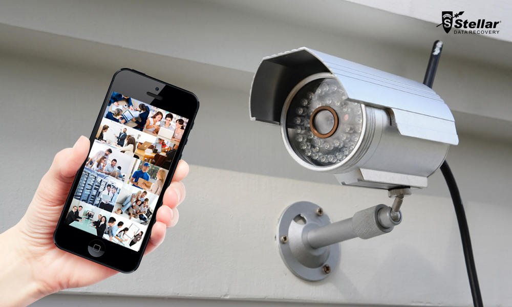 How to Recover Lost Videos from Surveillance/CCTV Cameras