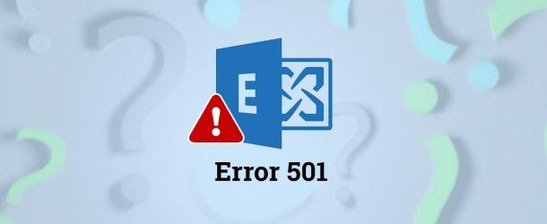 How-to-fix-Exchange-501-error