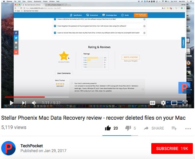 Stellar Mac Data Recovery - TechPocket