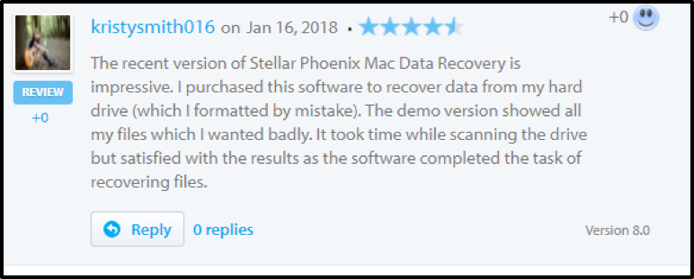Stellar Mac Data Recovery - MacUpdate
