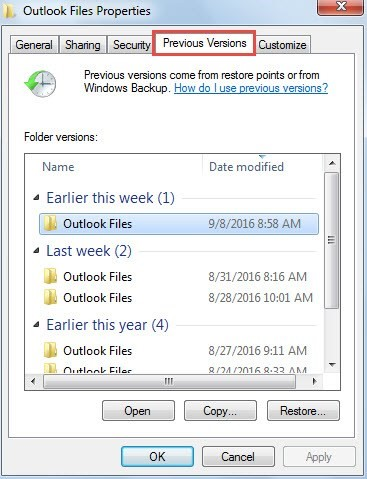 Recover Data from a 0 kb Microsoft Outlook PST File
