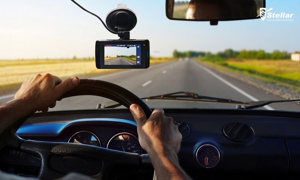 How to Recover Lost Videos from Dash Cam - Stellar