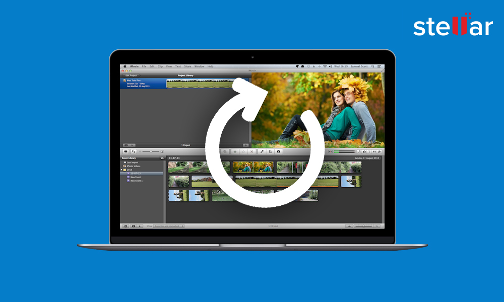 How to Restore Permanently Deleted iMovie Project