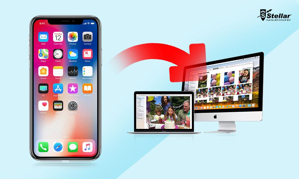 Recover Lost Photos during Transfer from iPhone to PC/Mac