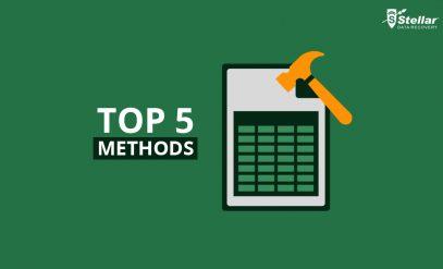 Top-5-troubleshooting-methods-to-repair-Excel-file