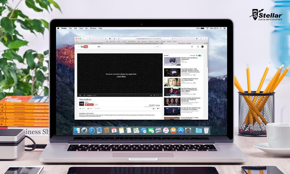 How to Fix YouTube Videos Not Playing on Macbook pro?