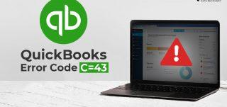 How-to-fix-QuickBooks-error-code-C=43-(Unable-to-read-transaction)