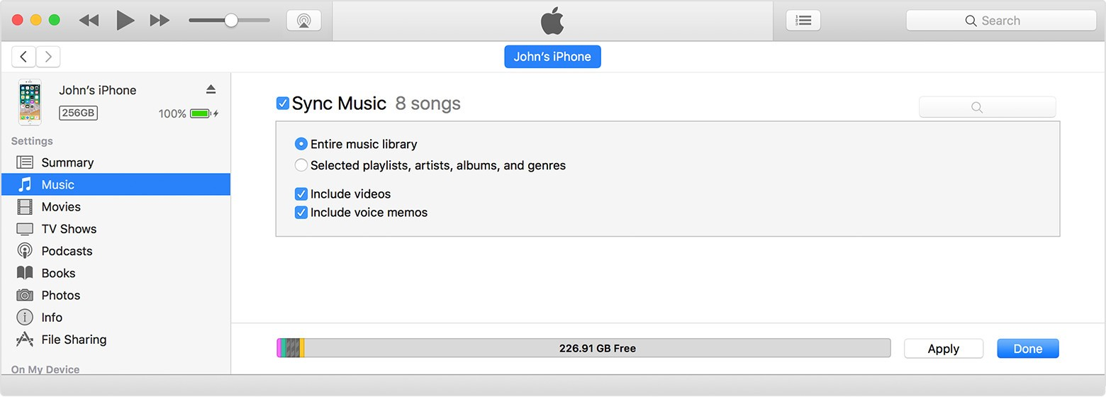 How to Restore Music from iTunes Backup on iPhone - Stellar