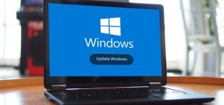 Windows Update for Processor Security Bugs