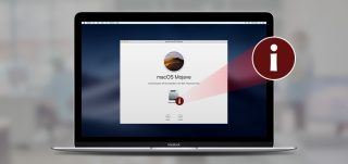 Overcome Mojave start-up drive issues