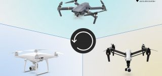 How to Recover Videos/Photos from DJI Phantom Inspire or Mavic drones