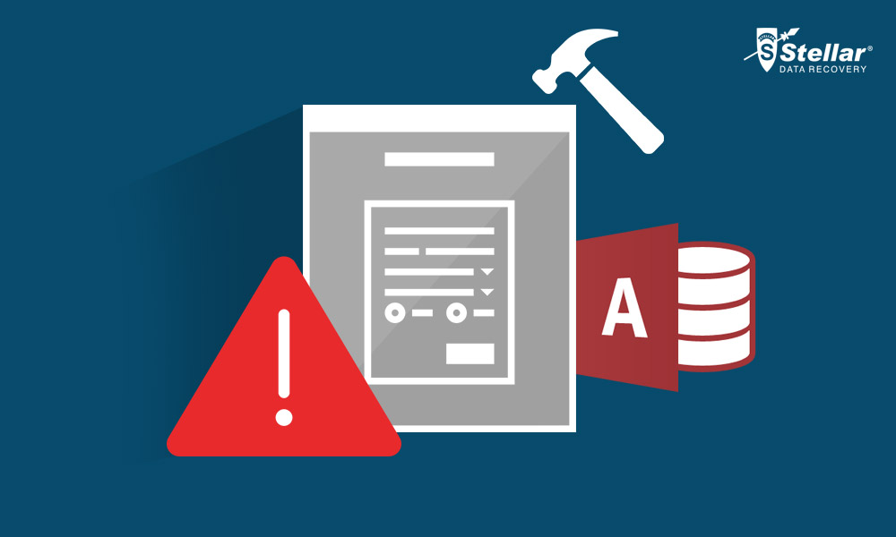How to fix corruption in Access database forms