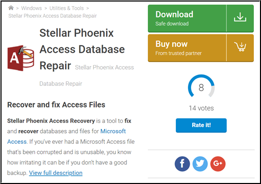 Best Access Recovery Software Till Date