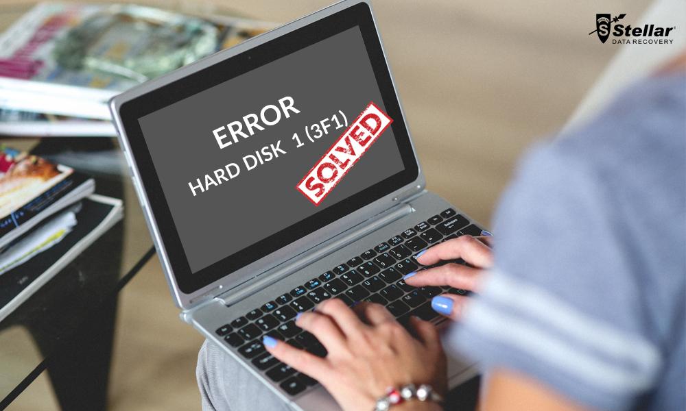 Solved): Hard disk error HARD DISK 1 (3F1)