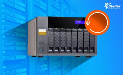 how to recover data from NAS