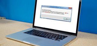 access database error file already in use
