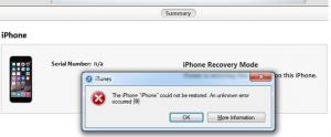 7 Ways to Fix iTunes Error 9 - Stellar Data Recovery Blog