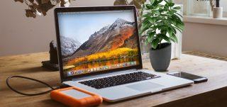 Dateien aus externen Mac-Festplatten wiederherzustellen