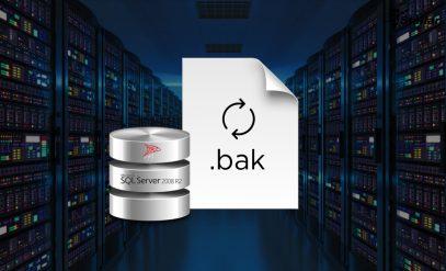 restore database in SQL Server 2008 R2
