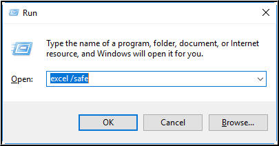 How to Repair Excel Files after Windows Upgrade