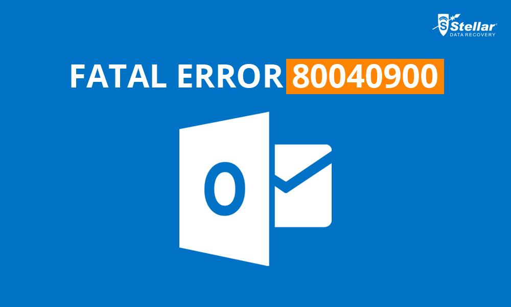 how to fix outlook error 0x80040600