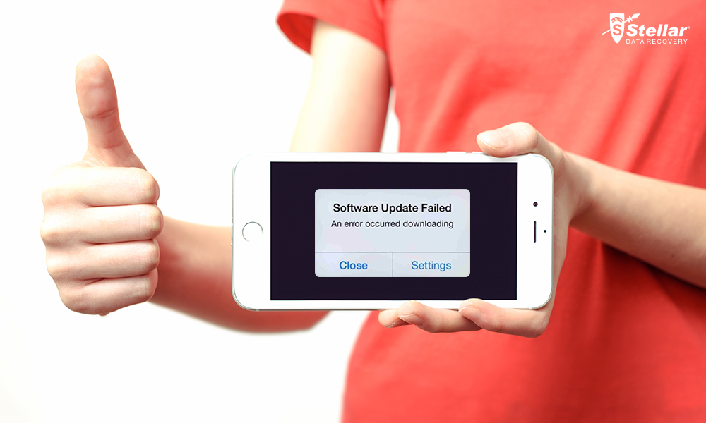 7 Ways to Fix 'iPhone Software Update Failed' Error