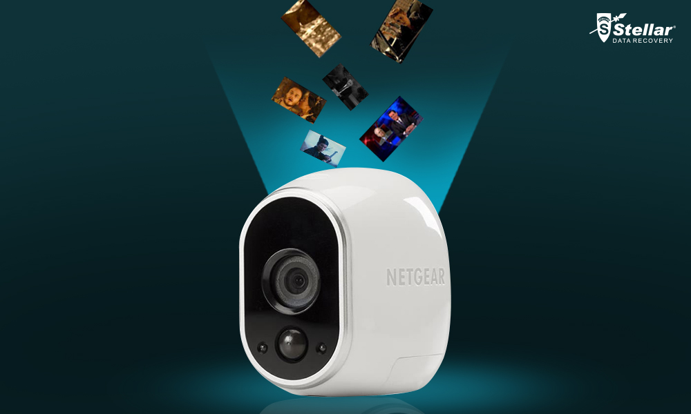 How to Recover lost Videos from Netgear Arlo Pro