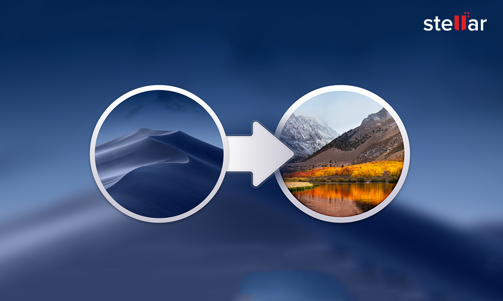 3 Ways to Downgrade from macOS Mojave to High Sierra