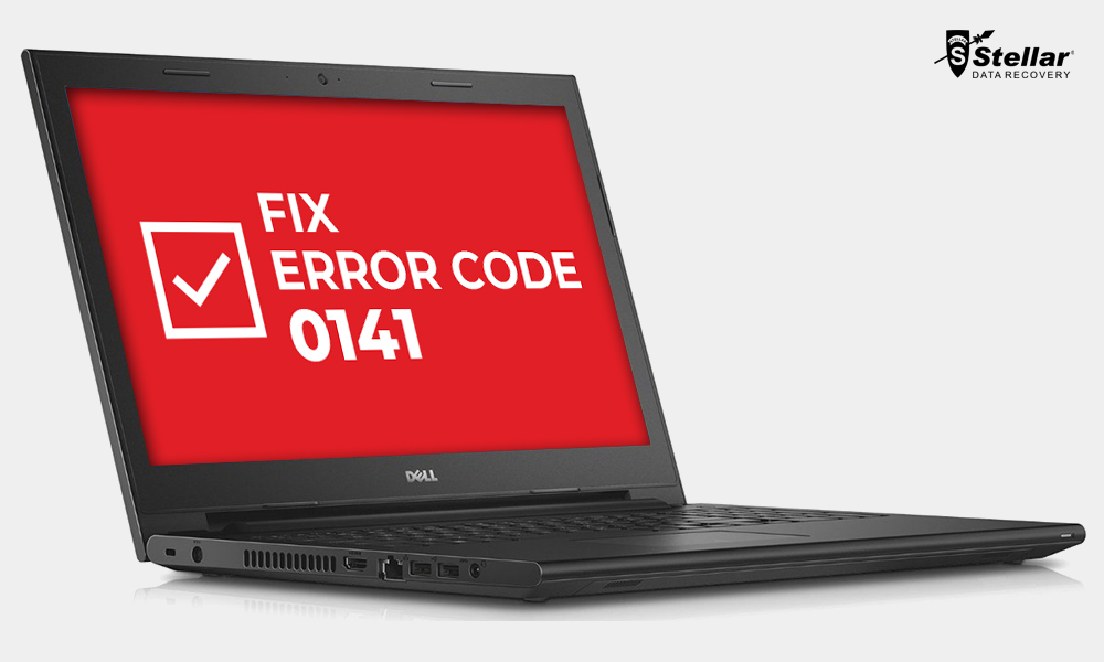 Fix Dell Inspiron Error Code 0141- No Drive Detected
