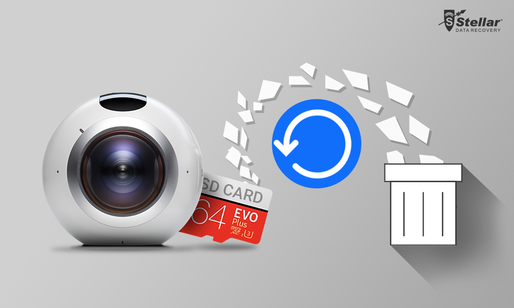 How to Recover Deleted Videos from 360-degree Camera SD card