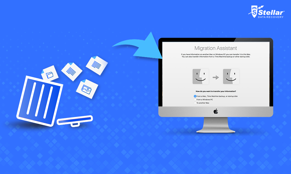 Recover Data through Migration Assistant on Mac