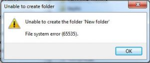 Solved] Fix External Drive File System Error 65535
