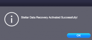 Activate Data Recovery Premium for Mac