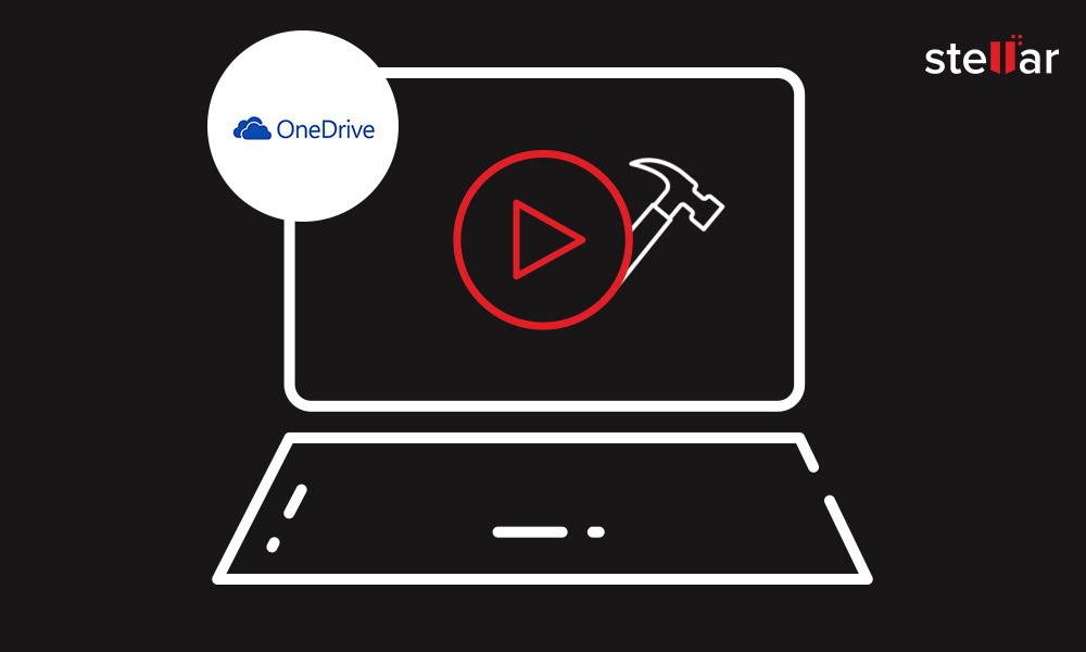 How to Fix OneDrive 'Videos not Playing' issue - Stellar