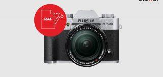 How to Repair RAF Files of Fuji Camera