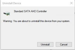 How to fix I/O Error in Hardware Devices in Windows