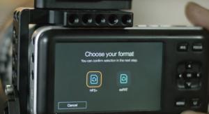 bmpcc camera - choose your format