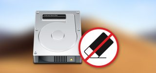 unerase a drive on mac