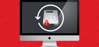 Recover data from unrecognised hard drive on Mac