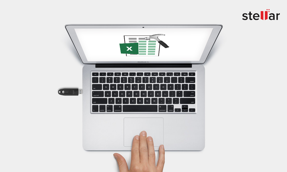Repair Excel from Flash Drive