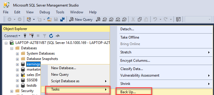 MS SQL Server Restore with RECOVERY and NORECOVERY